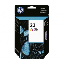 HP 1823TL Color (#23) Dual Pack