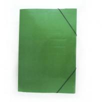 Pressphan Oficio 3 Sol. c/Elast. Verde