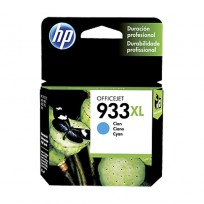 CART. HP 054AL P/OFFICEJET 7610/7612/7110 CYAN (#933XL) (825
