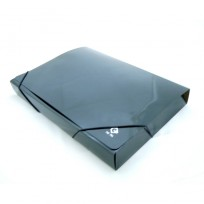 Caja Tonalizada 4.5cm A4 C/Elástico