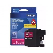 CART. BROTHER LC-105 P/MFC-J4410/4510/4610DW MAGENTA