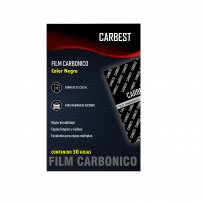 Carbest 22x33 Negro (x50)
