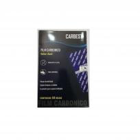FILM CARBONICO CARBEST 22x33 AZUL (x 50)